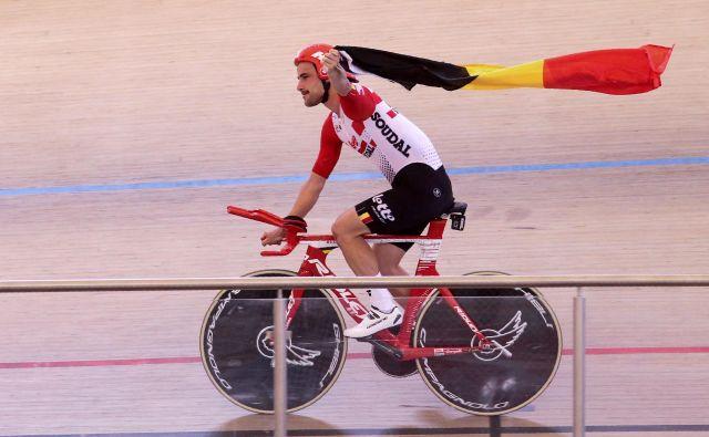 Rekord v vožnji na eno uro je nekoč veljal za sveti gral kolesarstva. FOTO: AFP