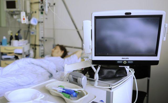 Z digitalizacijo je pacient v krajšem času napoten od osebnega zdravnika do specialista in hitreje mu postavijo diagnozo. FOTO: Reuters
