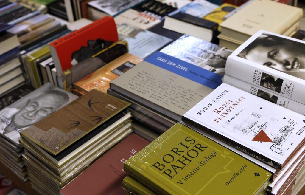 FOTO:Mladinska knjiga podpira predlog znižanja DDV