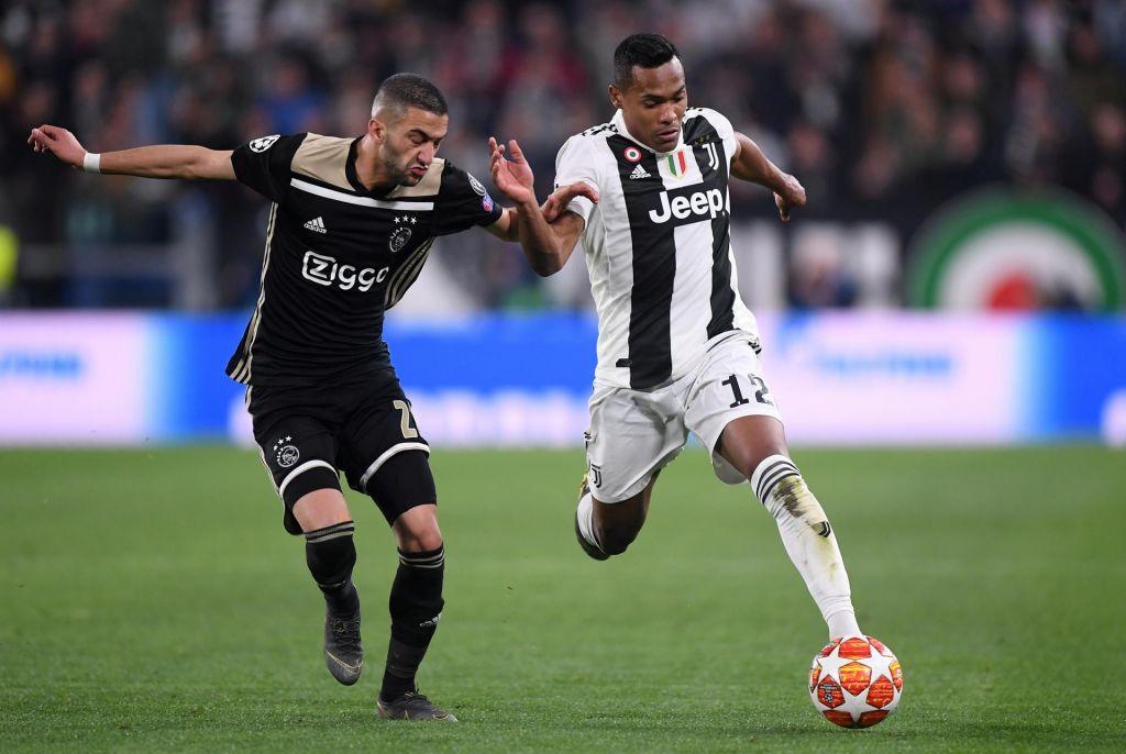 FOTO:Ajax z vrhunsko predstavo izločil še Juventus, Barca zanesljivo
