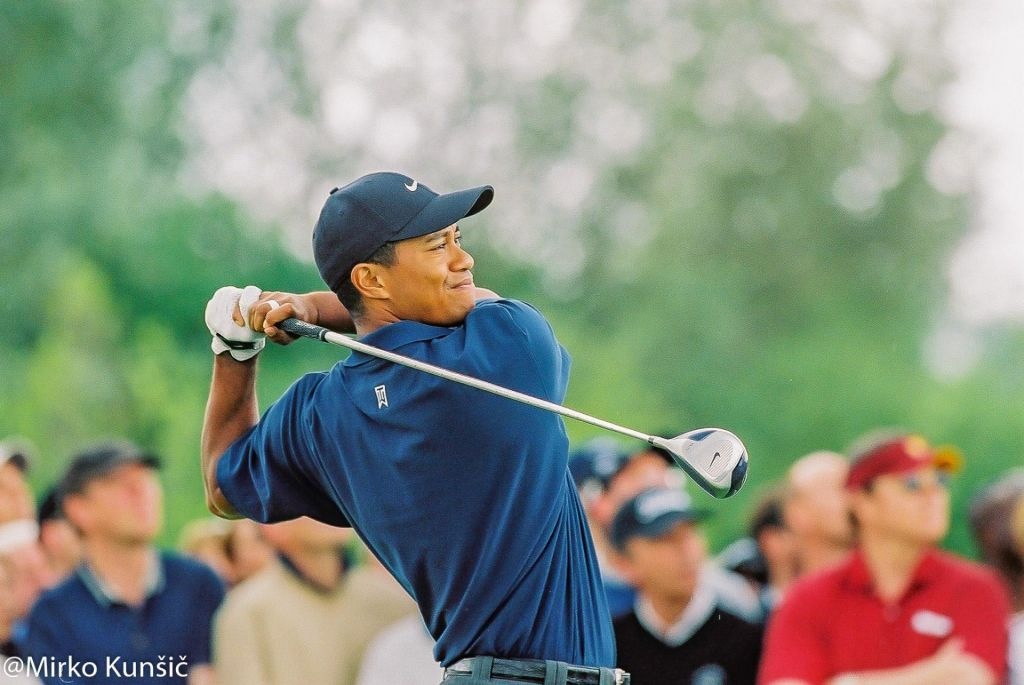 Tiger Woods petič zmagovalec v Augusti
