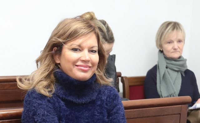 Radio 1 je prepričan, da je Monika Malešič s tem, ko je kandidirala za predsednico države, postala absolutna oseba iz javnega življenja. Foto: Dejan Javornik