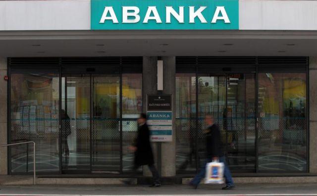 Abanka je lani poslovala zelo dobičkonosno in sklestila delež slabih posojil. Foto:Blaz Samec