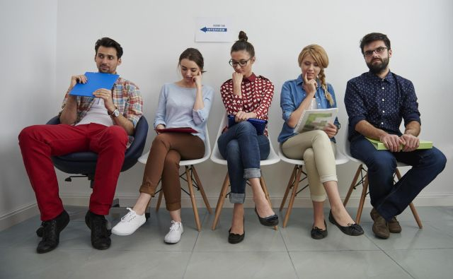 Le zadnji razgovor poteka v živo, prej svoje delo opravijo nove tehnologije. Foto: Shutterstock