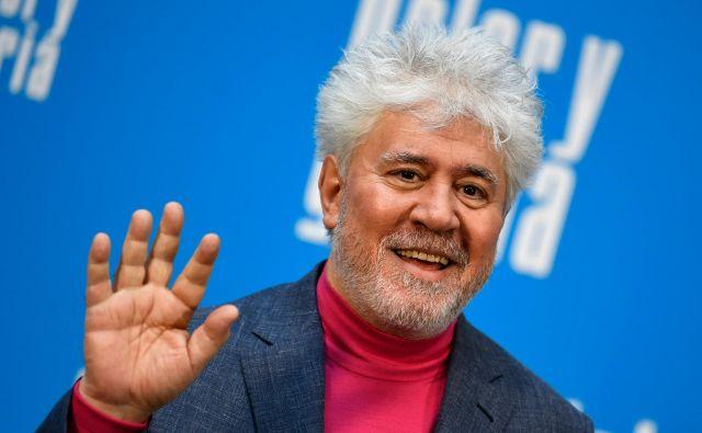 Pedro Almodovar. Foto Gabriel Bouys Afp