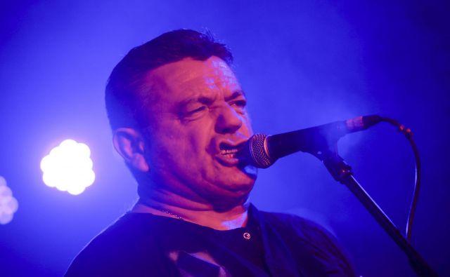 Valter Kocijančić je postal ikona reškega punka.<br /> Foto: Jože Suhadolnik