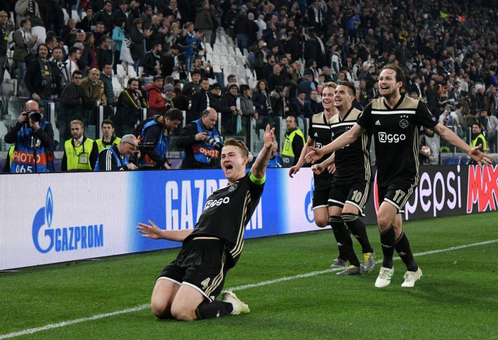 Ajaxovi mladeniči: Rastemo iz tekme v tekmo, ne bojimo se nikogar