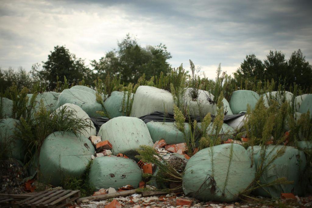 FOTO:Nad stare grehe z novimi okoljskimi »bombami«