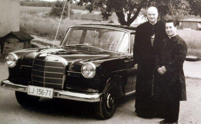 Razstava o škofu Antonu Vovku v Stiškem samostanu. Foto Igor Modic