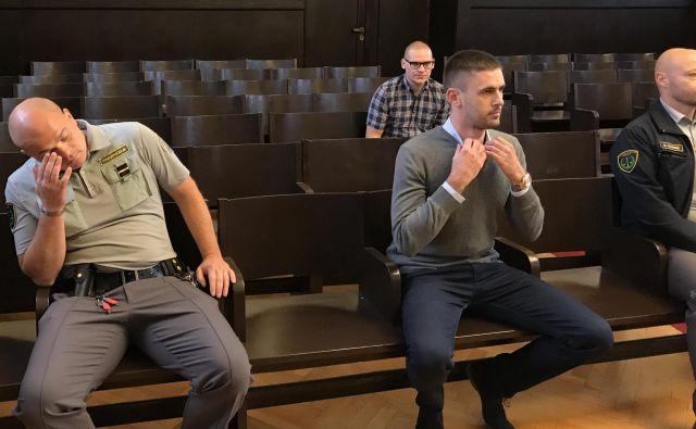 Matjaž Ferlič si želi čim prej na prestajanje kazni. FOTO: Aleš Andlovič