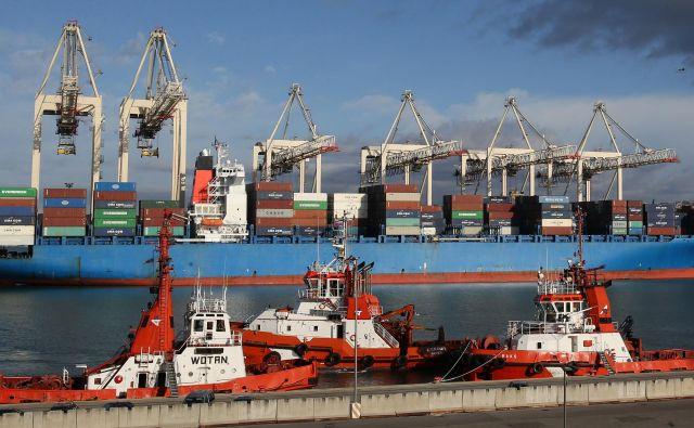 Z enotnim evropskim okencem za pomorski sektor se bo izboljšala konkurenčnost. FOTO: Tomi Lombar/Delo