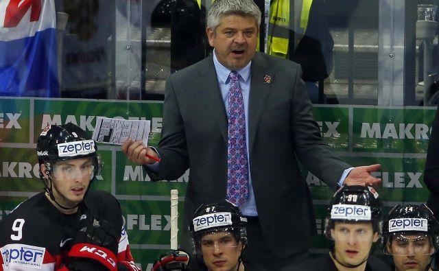 Todd McLellan je uspešno vodil kanadsko reprezentanco.<br /> FOTO Reuters