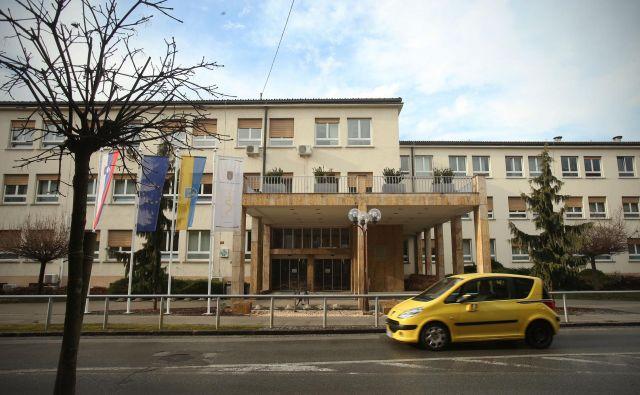 Zdravstveni dom v Gregorčičev 5 v Celju. FOTO: Jure Eržen
