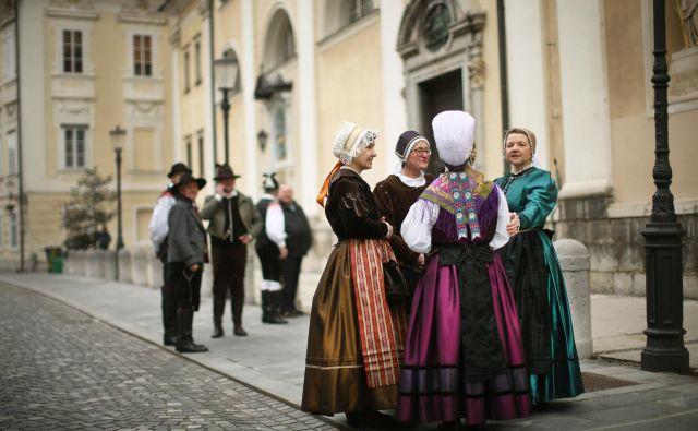 Državljansko zavest imamo, bolj ali manj ponosni smo, da smo državljani Slovenije. FOTO:Jure Eržen/Delo