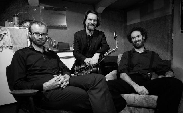 Vasko Atanasovski trio je praznoval.<br /> <br /> Foto Matjaž Vrečko
