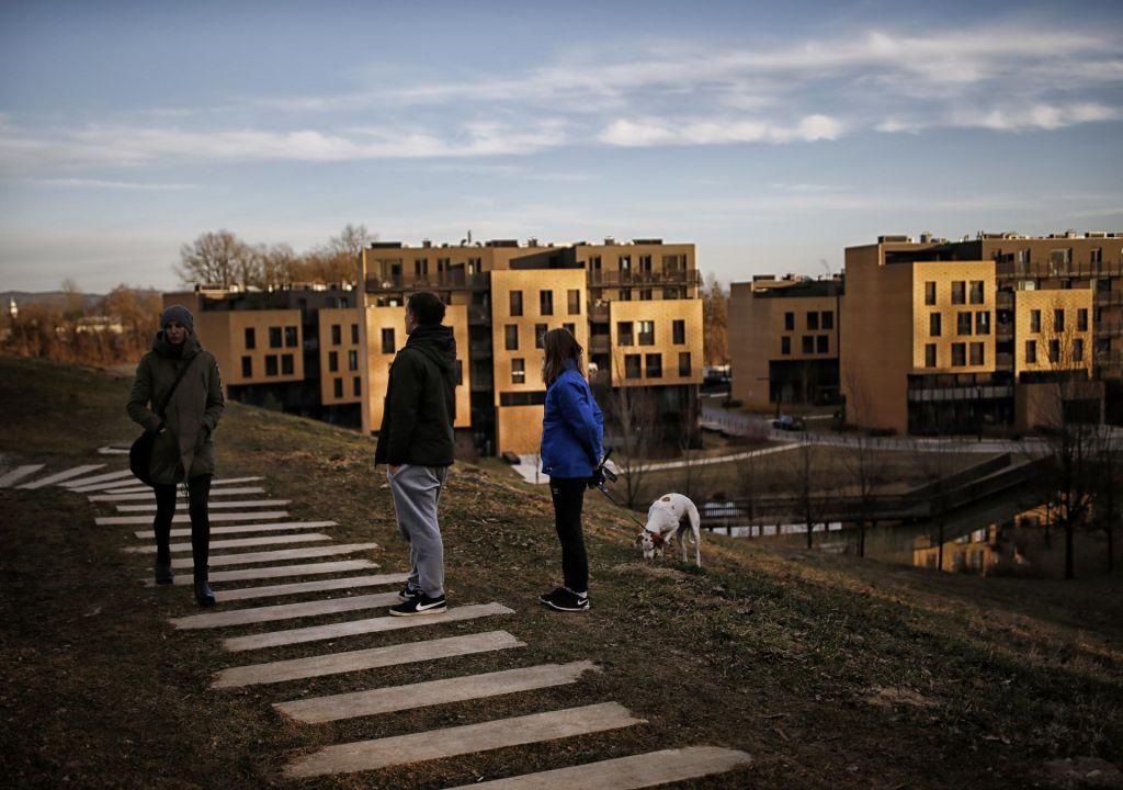 Okoli 600 najemnih stanovanj do leta 2021