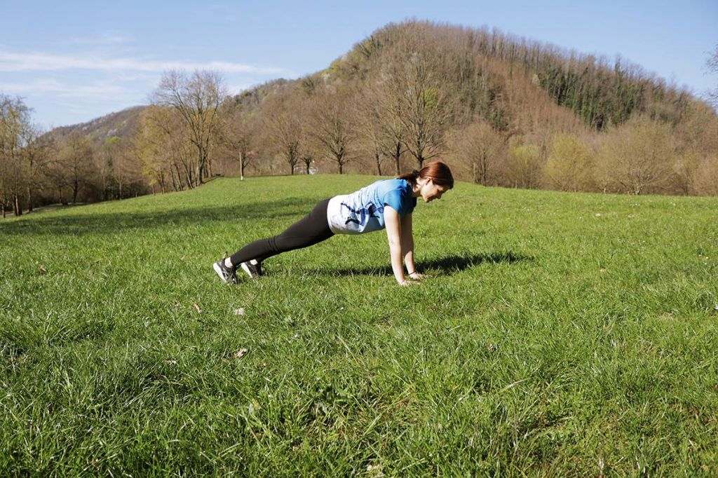 Izkoristite daljše pomladne dni za gibanje na prostem