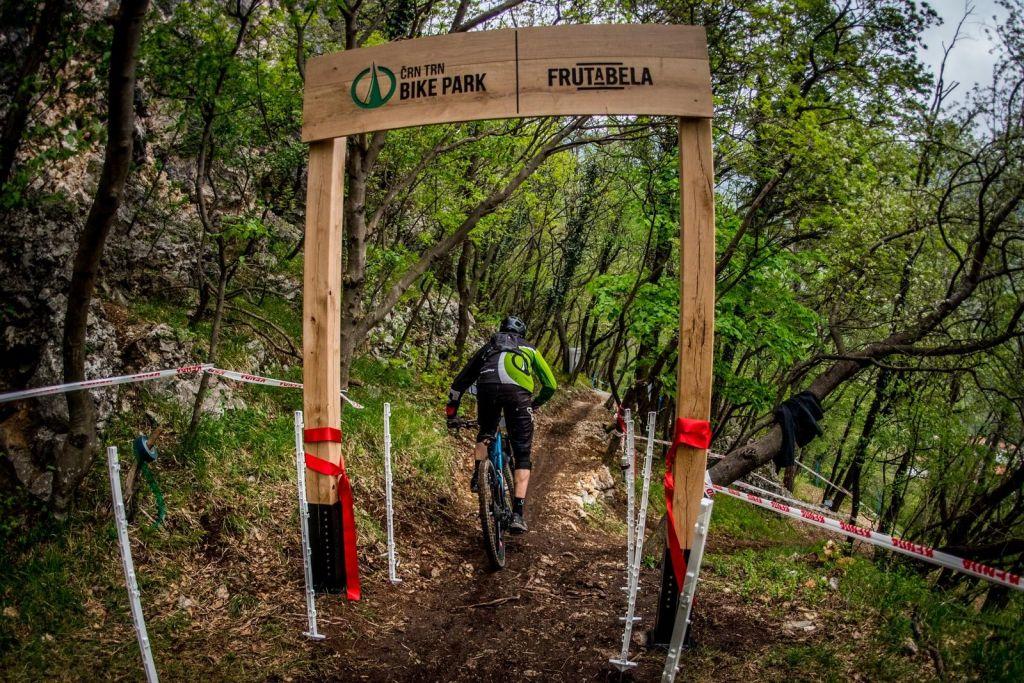 Gorsko kolesarstvo: Čez trn in strn