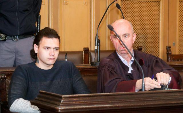 Stefan Cakić bo moral na sodišče še zaradi najmanj ene odškodninske tožbe. FOTO: Marko Feist