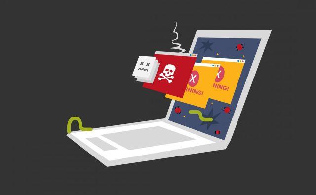 Pazljivost pri odpiranju neznanih datotek je ena boljših in najcenejša oblika preventive za varnejšo rabo elektronskih naprav. FOTO: Shutterstock