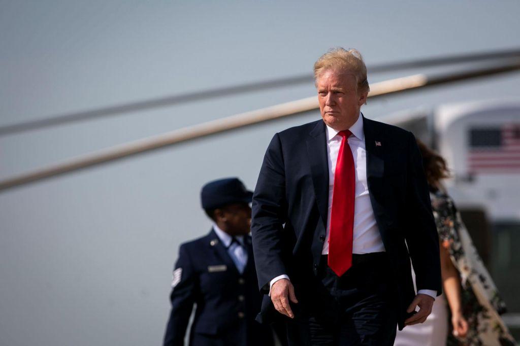 Muellerjeva podoba laži in strahov v Beli hiši
