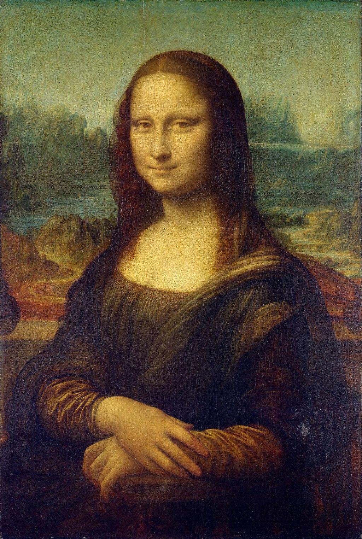 Mona Liza podžiga nacionalna in politična čustva