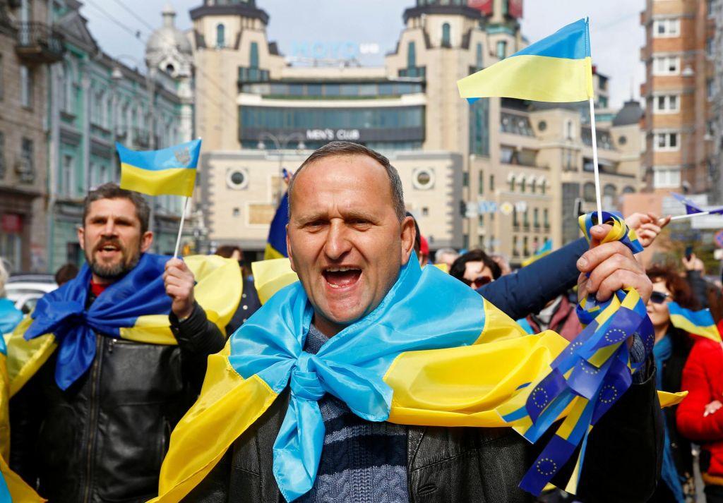 Ukrajinska »komedija« se bliža koncu