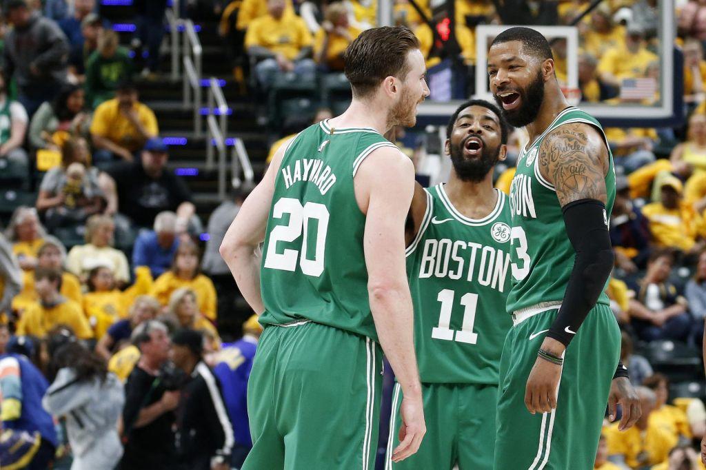 FOTO:Boston že v polfinalu vzhodnega dela končnice NBA
