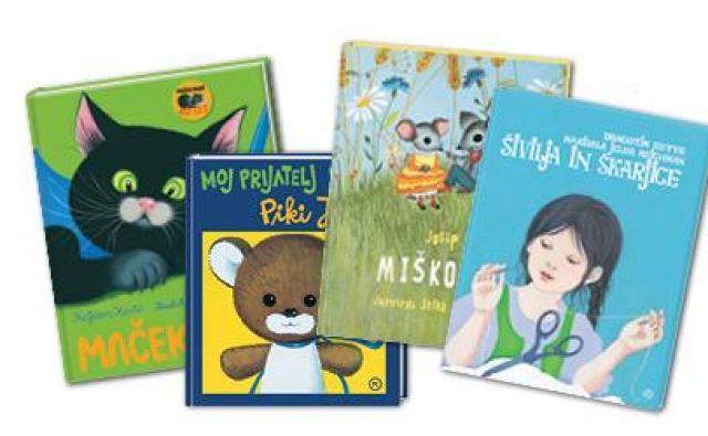 Ob knjigah, ki jih je ilustrirala Jelka Reichman, so zrasle generacije otrok. Foto Mladinska Knjiga