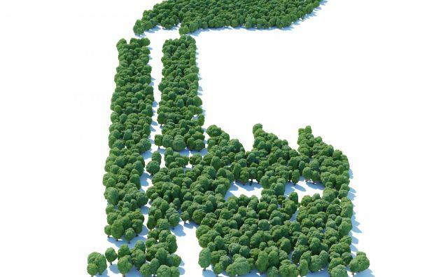 Tehnologija omogoča obdelavo izpustov ter recikliranje energije za potrebe ogrevanja in hlajenja. FOTO: Shutterstock