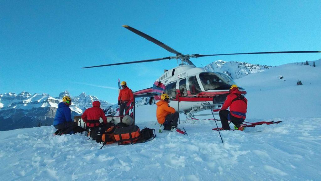 Alpinisti dosegli vrh 3295 visokega Howse Peaka in umrli med spustom