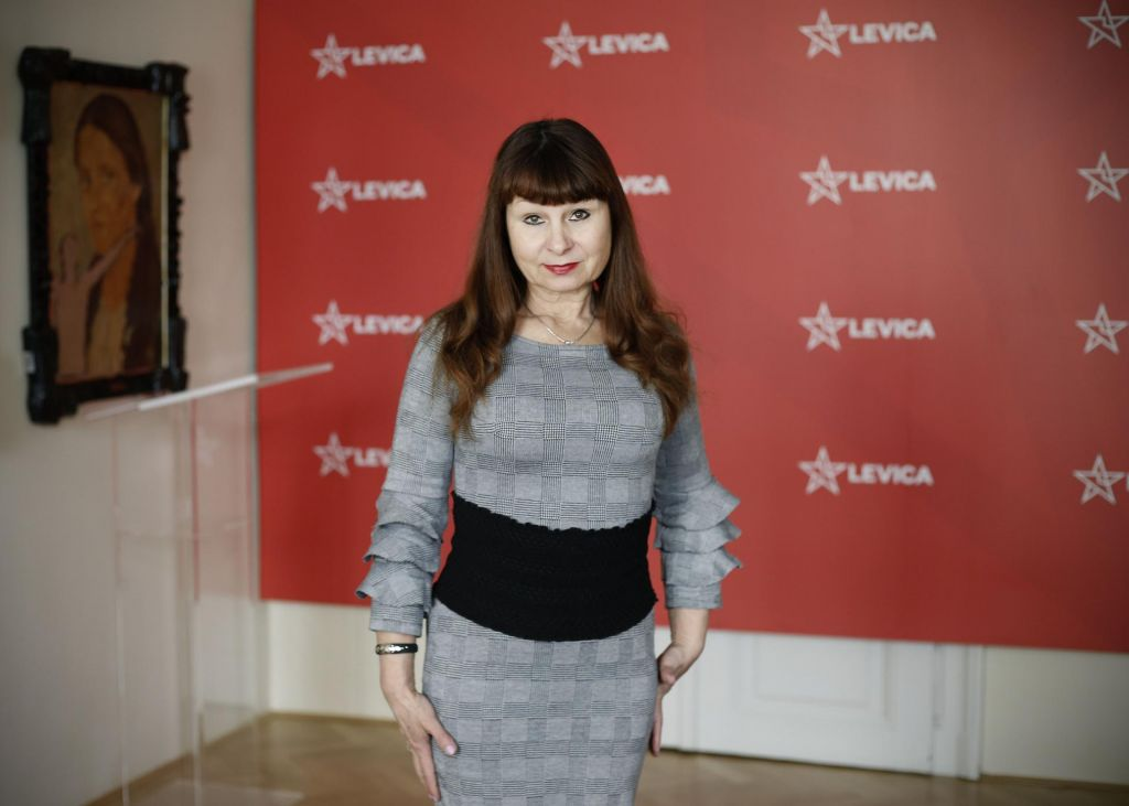 Violeta Tomić: »Če bi EU kandidirala za članstvo v EU, ne bi bila sprejeta«
