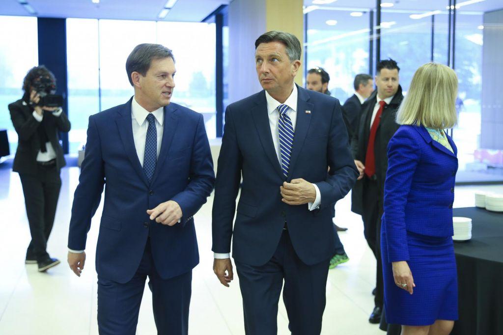 FOTO:»Slovenija ostaja zavezana multilateralizmu in vladavini prava«