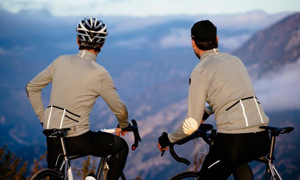 FOTO:Če bi si želeli spremeniti življenje s kolesom ...