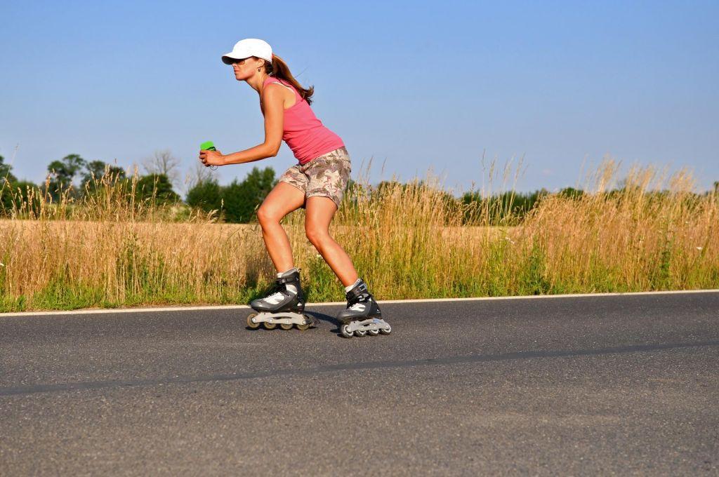 FOTO:Tudi na malih koleščkih se daleč in hitro pride