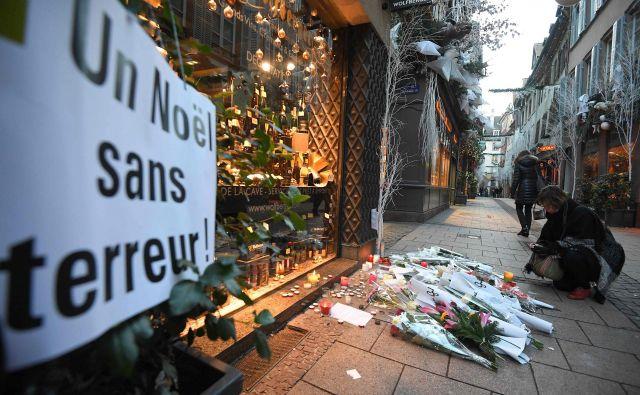 Radikalizacija in nasilni ekstremizem sta namreč vse prej kot samo varnostni fenomen. FOTO: Patrick Hertzog/AFP
