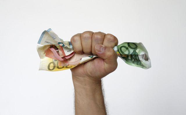 V vladi so prepričani, da imajo mehanizme za hiter odziv v primeru tveganj za javne finance. FOTO: Matej Družnik/Delo