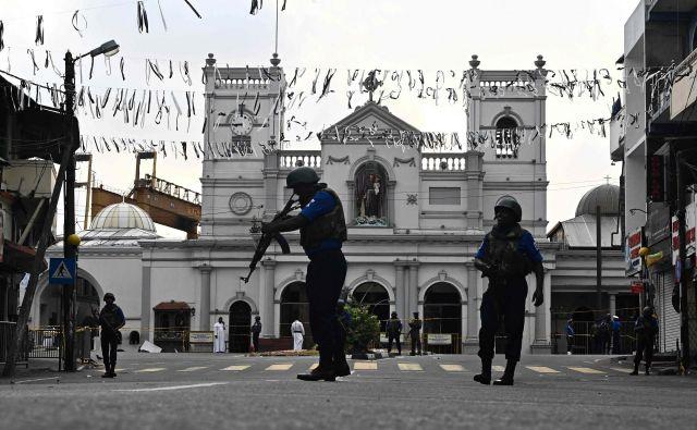 Strokovnjaki opozarjajo, da so bili nedeljski napadi načrtovani do podrobnosti. FOTO: Jewel Samad/Afp