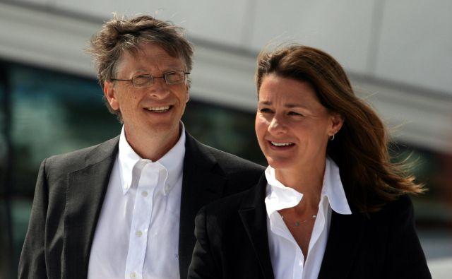 Srebrno poroko sta zakonca Gates proslavila z razvajanjem v Mehiki, kjer sta obiskala svoje najljubše kotičke. FOTO: Wikipedia