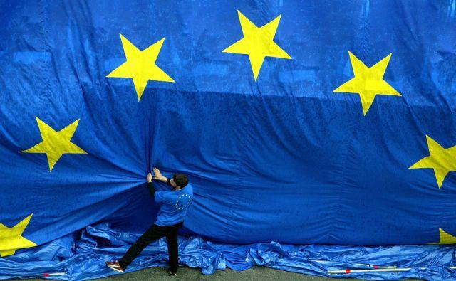 Osmerico kandidatov je na ogled postavilo štirinajst strank. FOTO: Francois Lenoir/Reuters