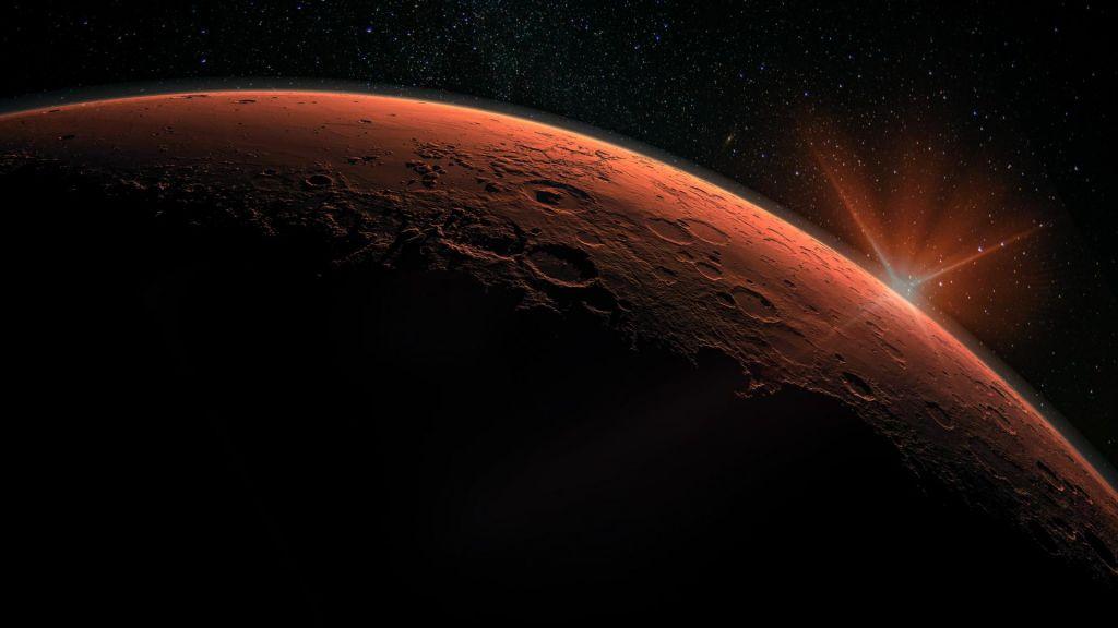 Nasina sonda prvič zaznala potres na Marsu
