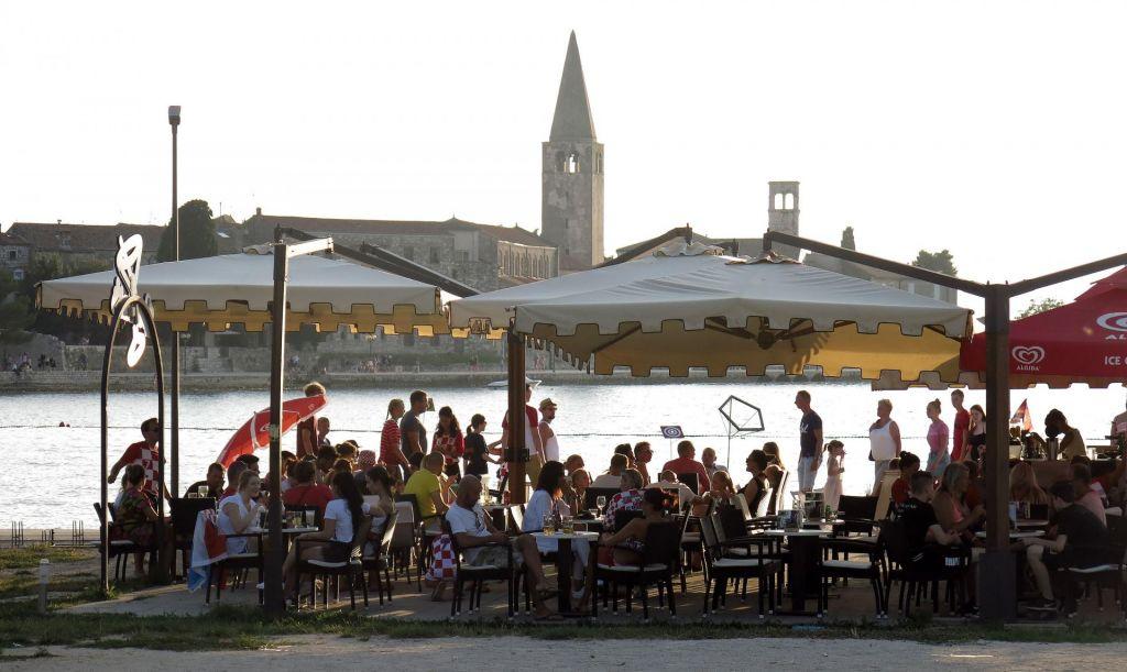 FOTO:Med prazniki Hrvaško obiskalo osemdeset odstotkov več turistov kot lani