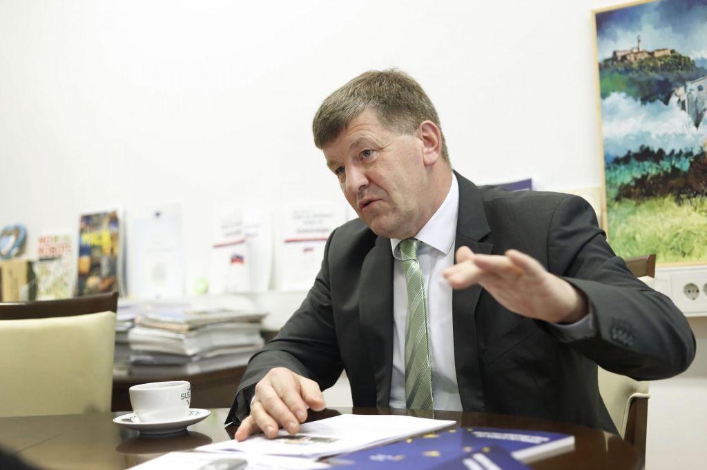 Franc Bogovič: »Nacionalni egoizmi so največji strup za EU«