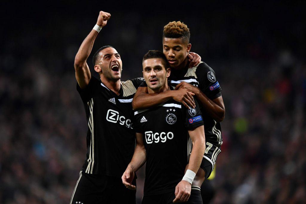 Tottenham proti Ajaxu:v Londonu odpirajo polfinale lige prvakov