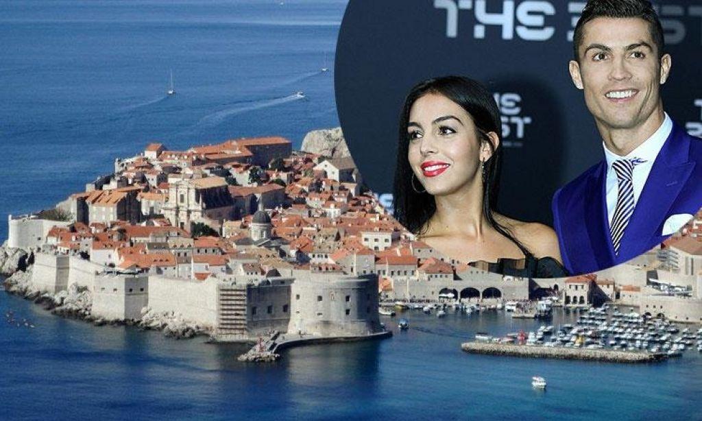 Ronaldo počiva v Dubrovniku