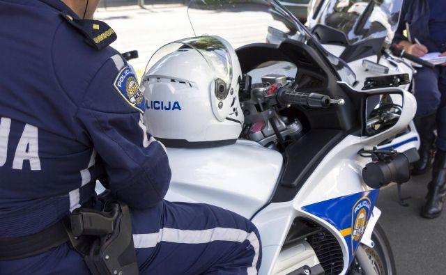Hrvaški policisti bodo med turistično sezono imeli veliko dela zlasti s prehitrimi vozniki na avtocestah. FOTO: Getty Images/istockphoto