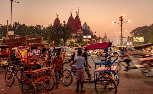 Siva ekonomija je globalno nadpovprečno prisotna v državah južne Azije, kjer v nekaterih državah predstavlja kar 80-odstotni delež BDP. Foto Shutterstock