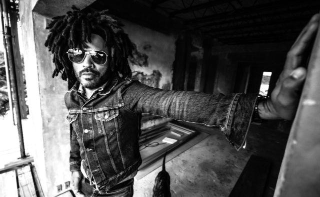 Lenny Kravitz je slogovno raznolik umetnik.<br /> Foto: Mathieu Bitton