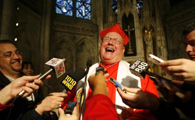 V cerkev sem šla iz radovednosti, da vidim, kako to počnejo v Ameriki. FOTO: Reuters