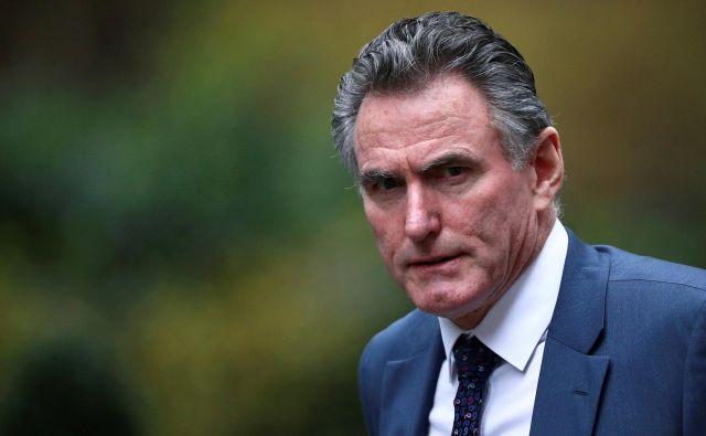 Novozelandec Ross McEwan je vodilno mesto v RBS prevzel oktobra 2013 in jo vodil skozi težko obdobje okrevanja. FOTO Reuters